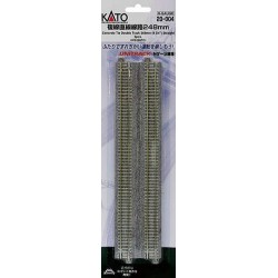 ** Kato 20-004 Unitrack (WS248PC) CS Dual Straight Track 248mm 2pcs