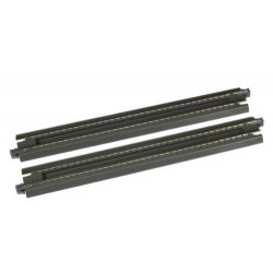 ** Kato 20-015 Unitrack (S186P) Straight Ash Pit Track 186mm 2pcs