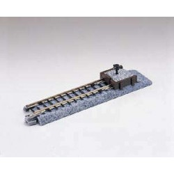 ** Kato 20-047 Unitrack (S62B-B) Straight Track with Buffer Stop 62mm 2pcs