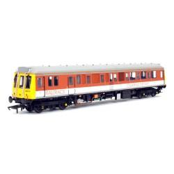 ** Dapol 4D-009-009 Class 121 977723 Railtrack Red/White