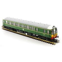 ** Dapol 4D-015-009 Class 122 55006 BR Green Yellow Panels