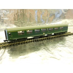 ** Graham Farish 374-951  Mk2A FK 1st Class Coach BR Green