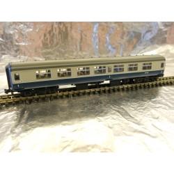 ** Graham Farish 374-950A Mk2A FK 1st Class Coach BR Blue/Grey