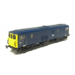 ** Dapol 4D-006-003D BR Class 73 135 Blue (DCC-Fitted)