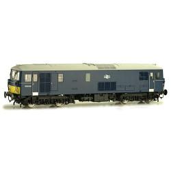 ** Dapol 4D-006-005 Class 73 E6039 BR Early Blue SYP Double Arrow Logo