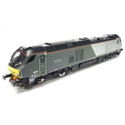 ** Dapol 4D-022-011 Class 68 010 Oxford Flyer Chiltern Late/Modified