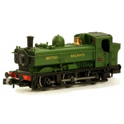 ** Dapol 2S-007-013 Pannier 9744 British Railways