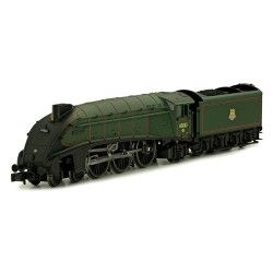 ** Dapol 2S-008-007 A4 60033 Seagull Brunswick Green Early Crest Double Chimney
