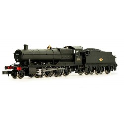 ** Dapol 2S-009-007 38xx 3822 BR Black Late Crest
