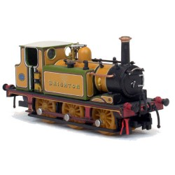 ** Dapol 2S-012-009 Terrier A1 LBSC Stroudley Improved Green Brighton Gold