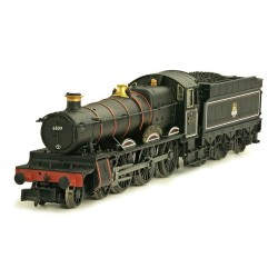 ** Dapol 2S-019-003 Grange 6809 Burchlere BR Black Lined Early Emblem