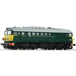 ** Roco 72878 PKP ST44 Diesel Locomotive IV (DCC-Sound)
