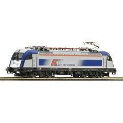 ** Roco 73841 PKP BR370 Electric Locomotive VI (DCC-Sound)