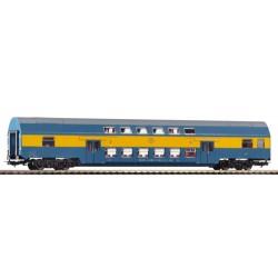 ** Piko 97065 Expert PKP Stacja Raciborz Bi-Level Coach V