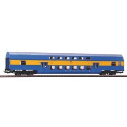 ** Piko 97085 Expert PKP 2nd Class Bi-Level Coach V