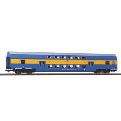 ** Piko 97086 Expert PKP 2nd Class Bi-Level Coach V