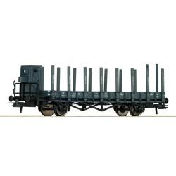 ** Roco 66349  PKP Stake Wagon III