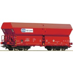 ** Roco 76829 PKP Cargo Side Discharge Hopper Wagon VI