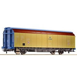 ** Roco 76875 PKP Sliding Wall Wagon VI
