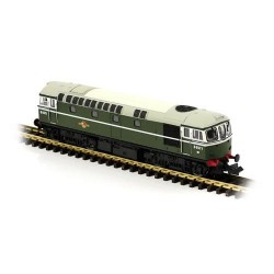 ** Dapol 2D-001-001 Class 33 D6571 BR Green No Warning Panel