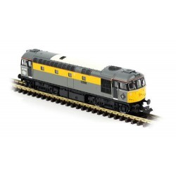 ** Dapol 2D-001-002 Class 33 046 Merlin Dutch Grey/Yellow