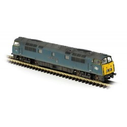** Dapol 2D-003-011 Class 52 D1009 Western Invader Blue FYE Weathered