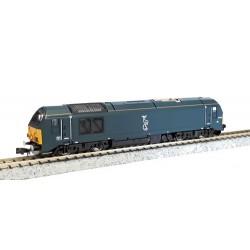 ** Dapol 2D-010-005 Class 67 010 Caledonian Sleeper Blue