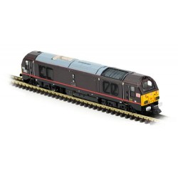 ** Dapol 2D-010-007 Class 67 005 Queens Messenger Royal Claret