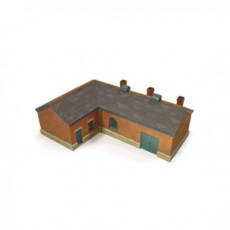 ** Graham Farish 42033 Hampton Heath Colliery Blacksmiths