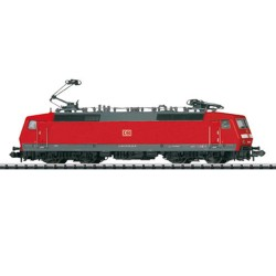 ** Minitrix 16024 DBAG BR120 Electric Locomotive VI