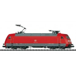 ** Minitrix 16081 DBAG BR101 113-9 Electric Locomotive VI (DCC-Sound)