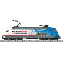 ** Minitrix 16083 DBAG BR101 071-9 Marklin Electric Loco VI (DCC-Sound)