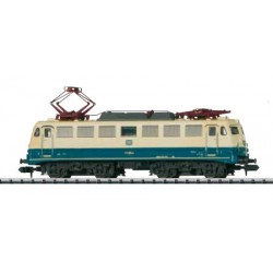 ** Minitrix 16103 DB BR110 439-7 Electric Locomotive IV (DCC-Sound)