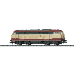 ** Minitrix 16273 DBAG BR217 001-7 Diesel Locomotive V (DCC-Sound)