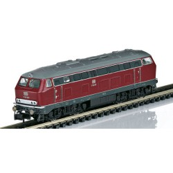 ** Minitrix 16274  DB V162 001 Diesel Locomotive III (DCC-Sound)
