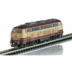 ** Minitrix 16275 DBAG BR217 001-7 Diesel Locomotive V (DCC-Sound)