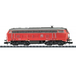 ** Minitrix 16283 DBAG BR218 Diesel Locomotive V