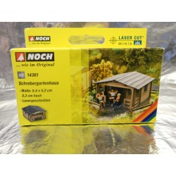** Noch 14361 Summerhouse Laser Cut Minis Kit