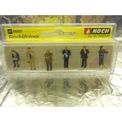 ** Noch 15227 Business Travellers (6) Figure Set