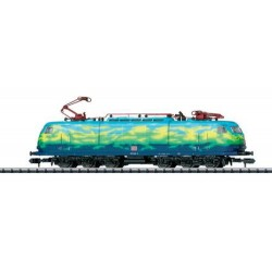 ** Minitrix 16343 DBAG BR103.1 Tourism Locomotive VI