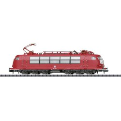 ** Minitrix 16344 DB BR103.1 Orient Red Electric Locomotive V (DCC-Sound)