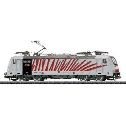 ** Minitrix 16874 Railpool BR186 285-3 Electric Locomotive VI (DCC-Sound)