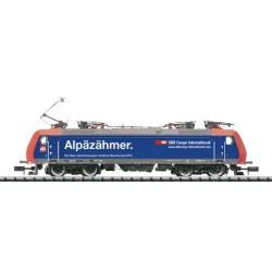 ** Minitrix 16903 SBB Re482 Alpazahmer Electric Locomotive VI (DCC-Fitted)