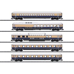 ** Minitrix 15870 DB Rheingold 62 Express Coach Set (5) III