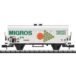 ** Minitrix 15440 DB Migros Refrigerated Van III
