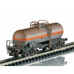 ** Minitrix 15582 OnRail Chlorine Gas Wagon Weathered V