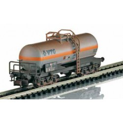 ** Minitrix 15589 VTG Chlorine Gas Wagon V