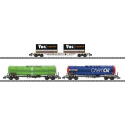 ** Minitrix 15651 SBB Wagon Set (3) VI