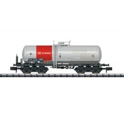 ** Minitrix 15659 PKP Cargo/DB Schenker Suplhuric Acid Bogie Tank Wagon VI