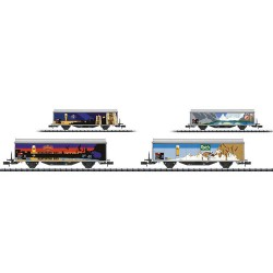 ** Minitrix 15798 SBB Beer Wagon Set (2) V